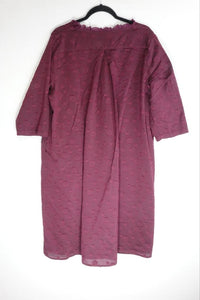 Grizas Ruby Red Tunic 91410-S180 AW20