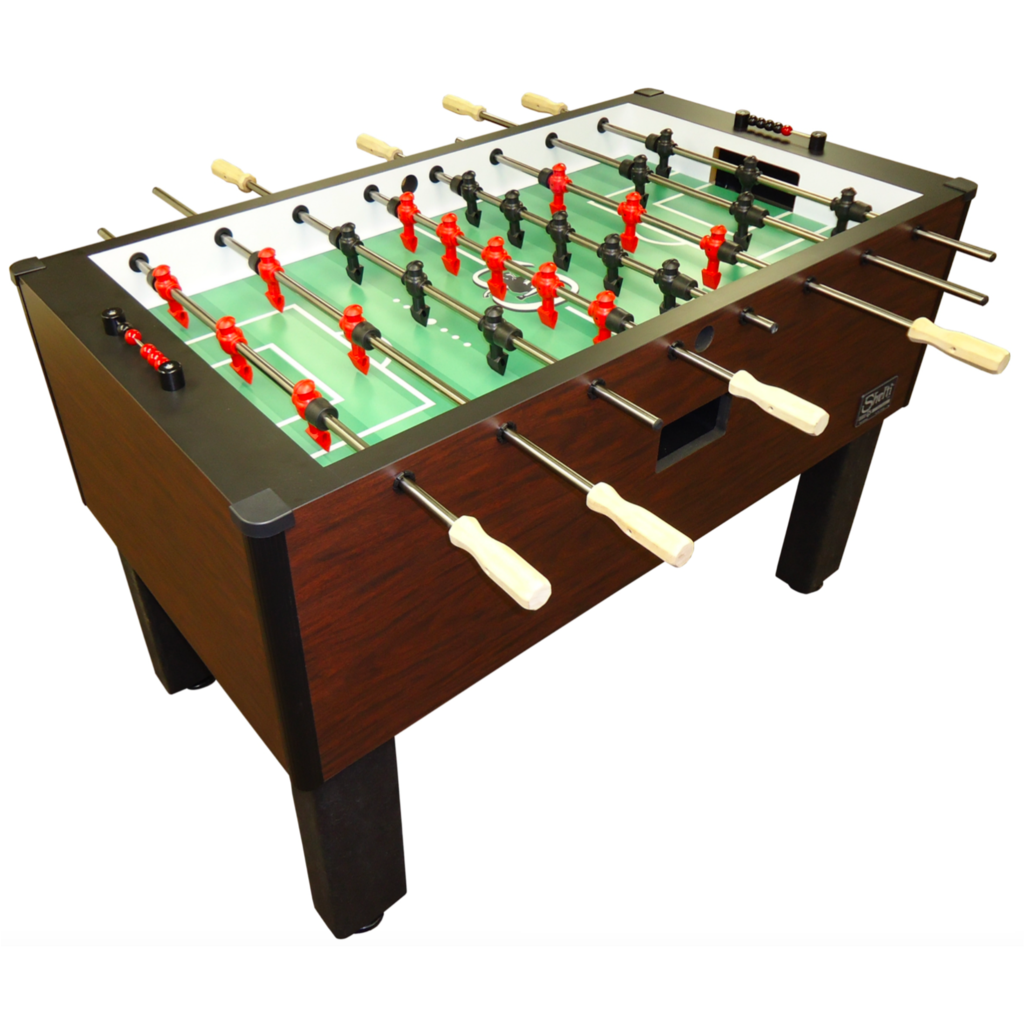 Shelti Pro Foos II Deluxe Foosball Table - Foosball Warehouse