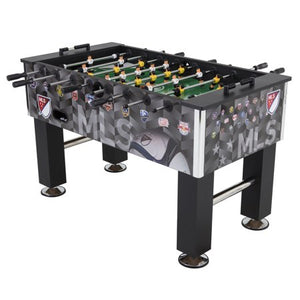"Triumph Breakaway 57"" Corner Kick MLS Foosball Table - Foosball Warehouse"