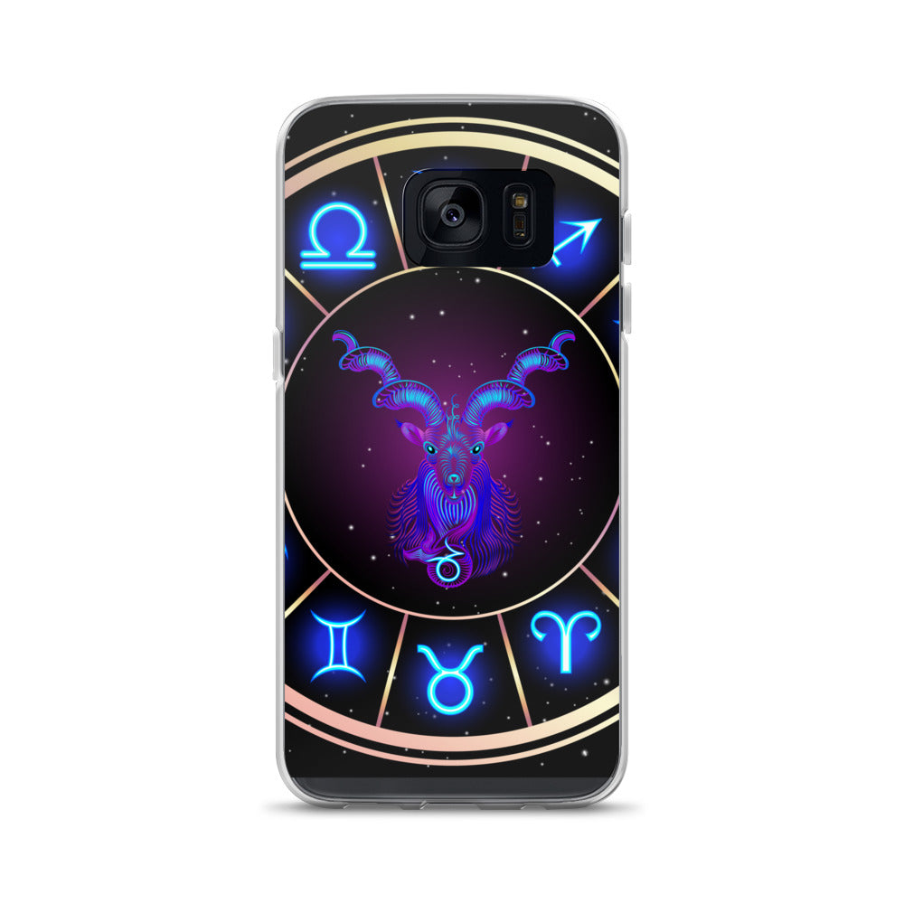 Capricorn Samsung Case | Astrology Emoji's