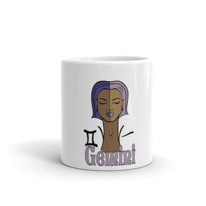 "Gemini ""Sleek Chic"" Mug 