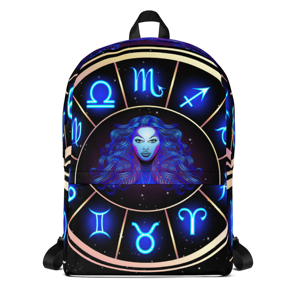 Virgo Backpack | Astrology Emoji's