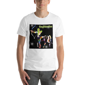 Sagittarius Collage  Short-Sleeve Unisex T-Shirt