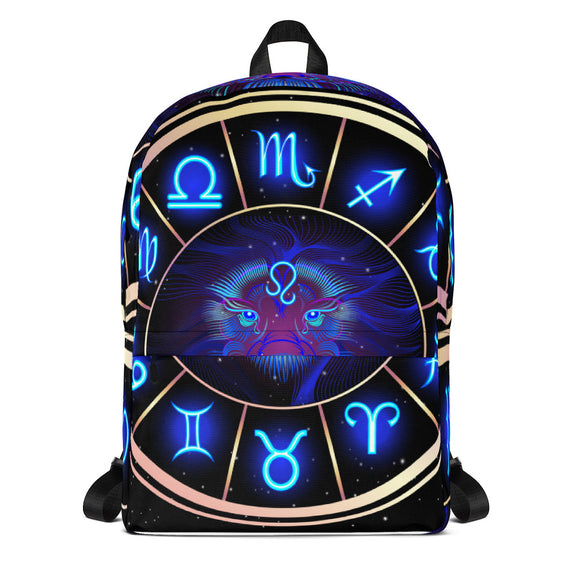 Leo Backpack | Astrology Emoji's