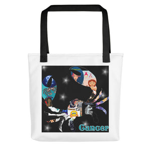 Cancer Tote bag | Astrology Emoji's
