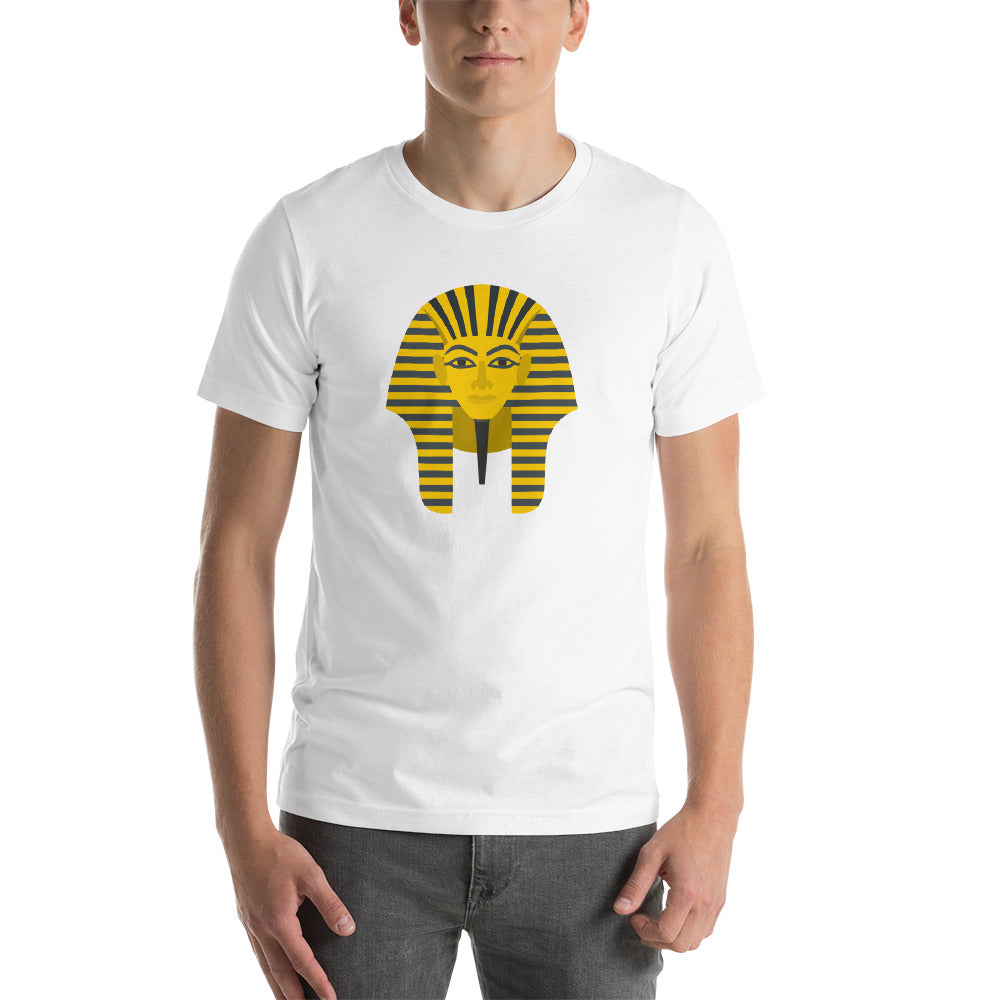 King Tut -Short-Sleeve Unisex T-Shirt | Astrology Emoji's