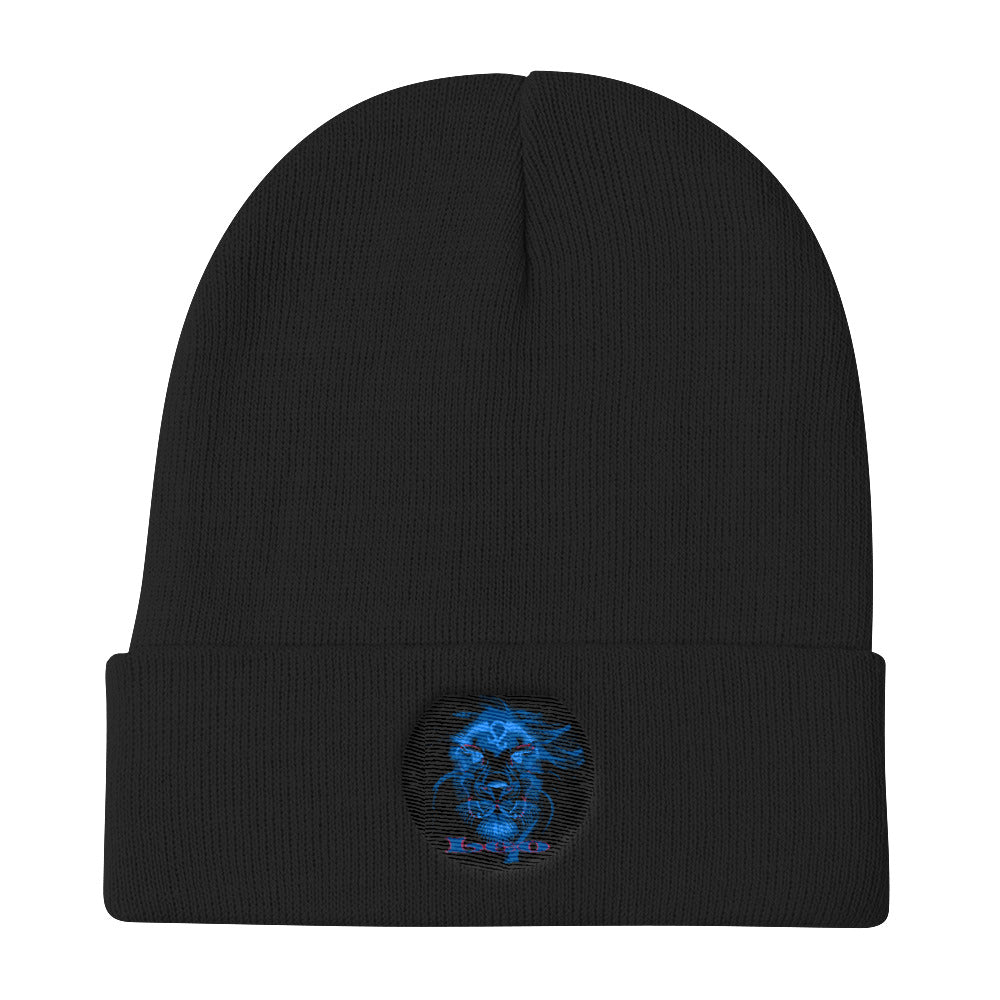 Leo sign - Knit Beanie | Astrology Emoji's