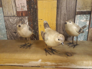 Set of 3 Wrens