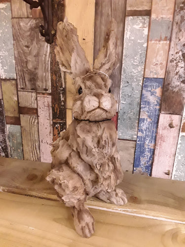 Large wood affect hare