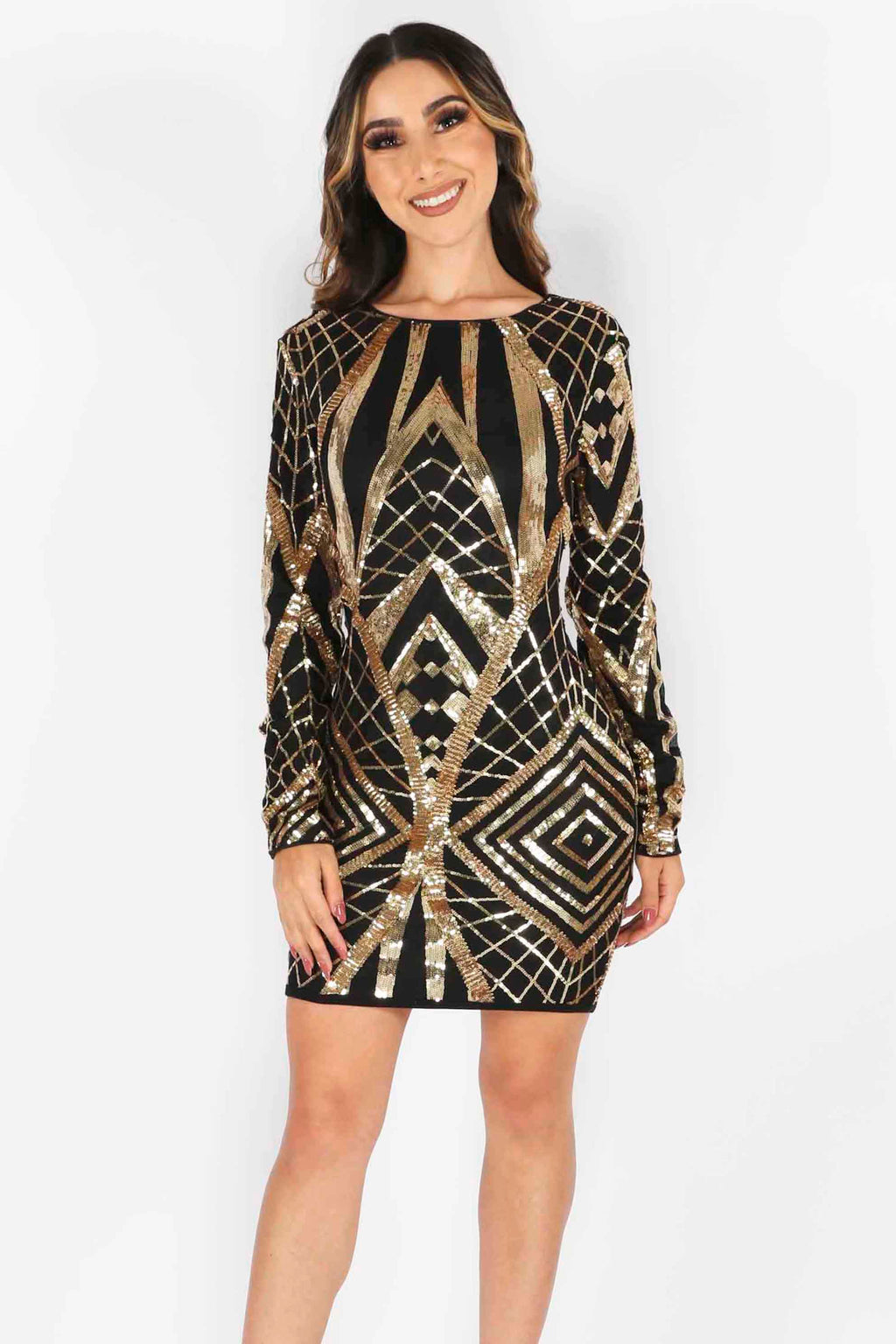 Gatsby Mini Dress