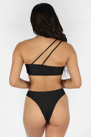 Slit With Me Bikini