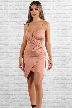 Stephanie Asymmetrical Dress