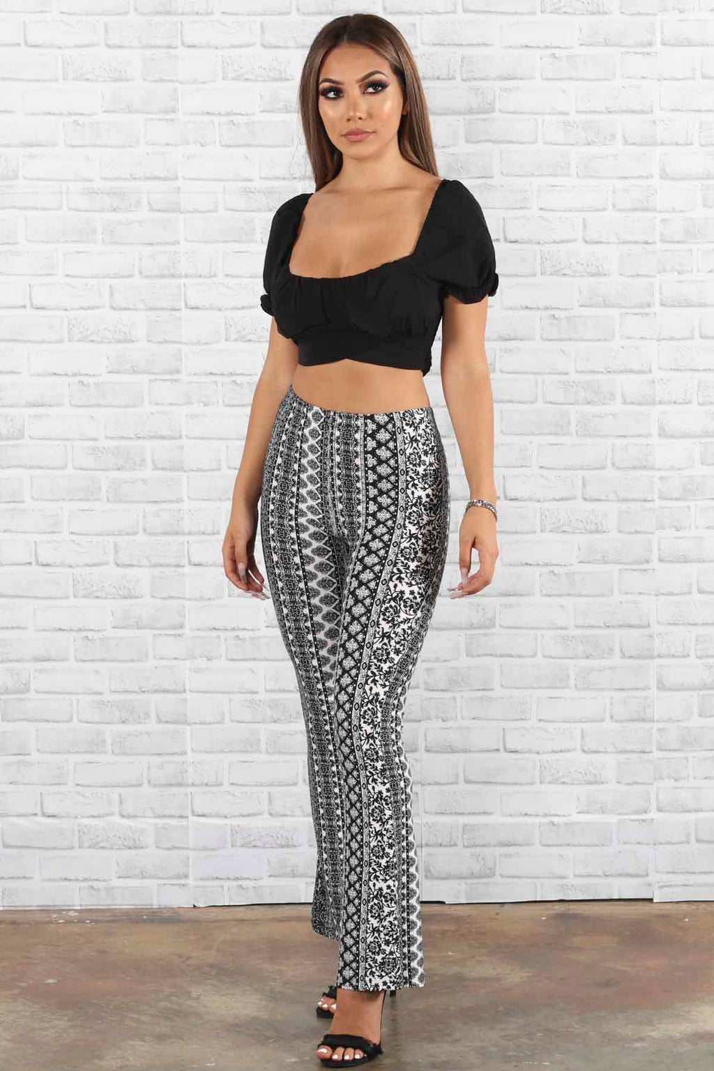 Donna Flare Bottoms