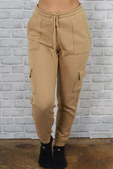 Multi Pocket Joggers