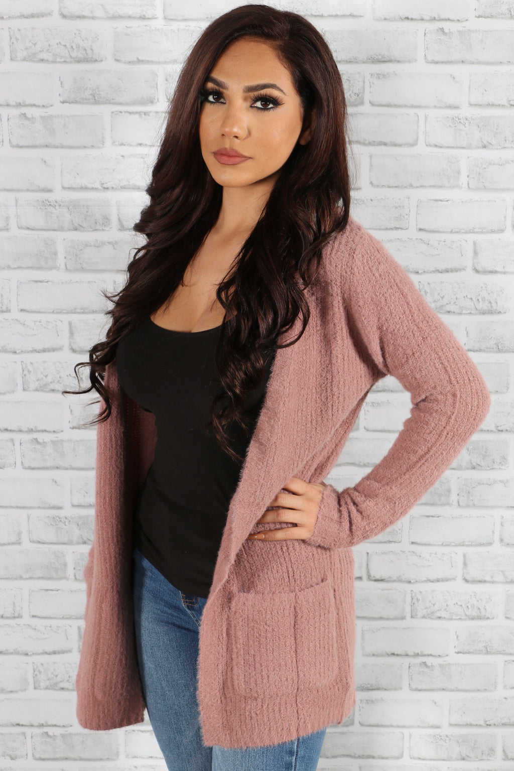 Fall Night Cardigan