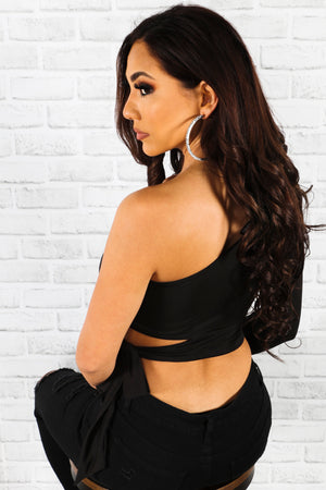 Jasmine One Shoulder Top