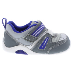 NEKO Baby Shoes (Gray/Royal)
