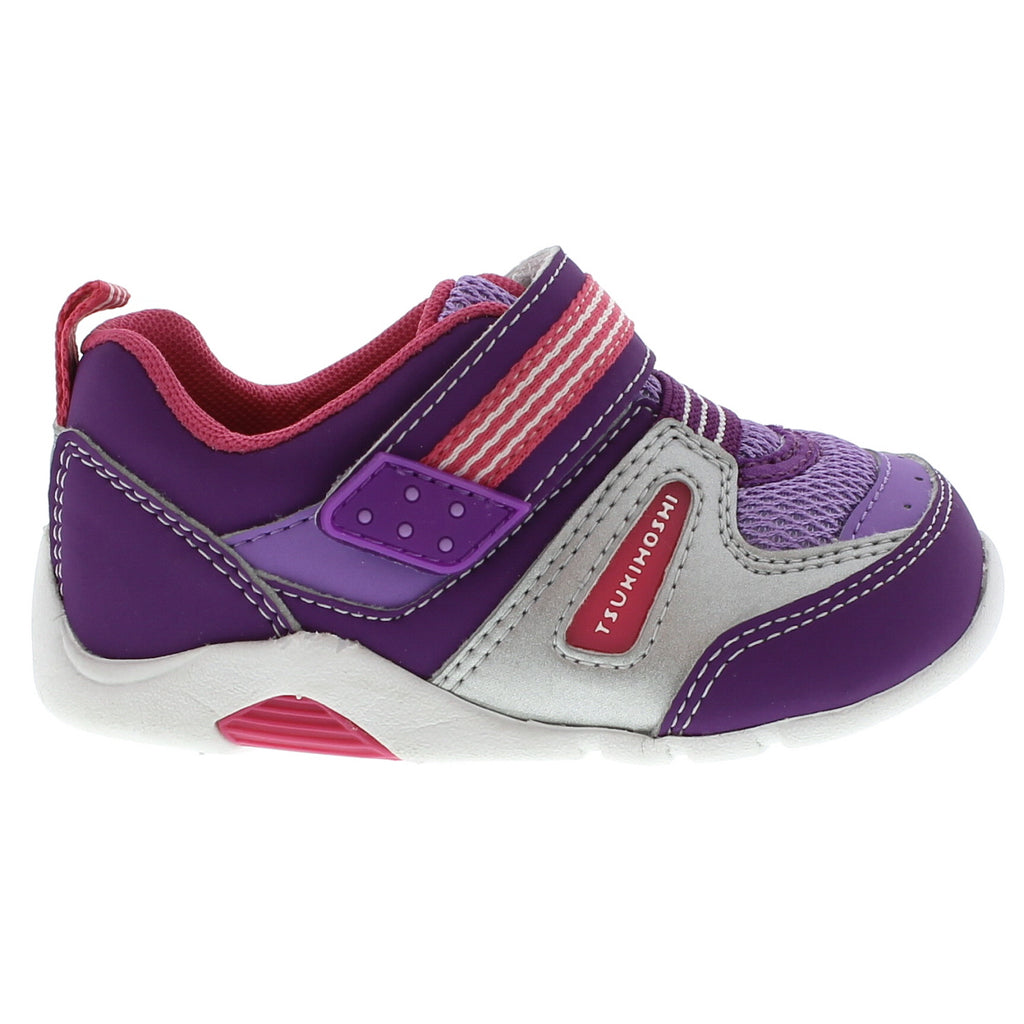 NEKO Baby Shoes (Purple/Berry)