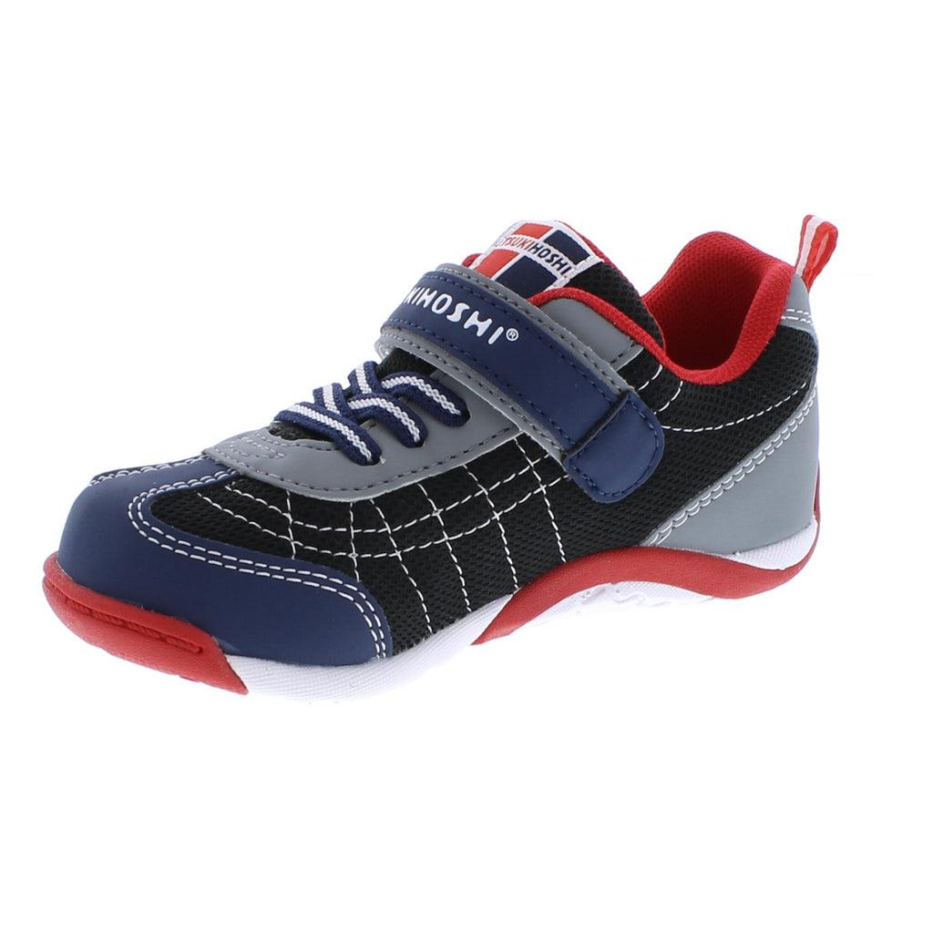 KAZ Child Shoes (Navy/Red)