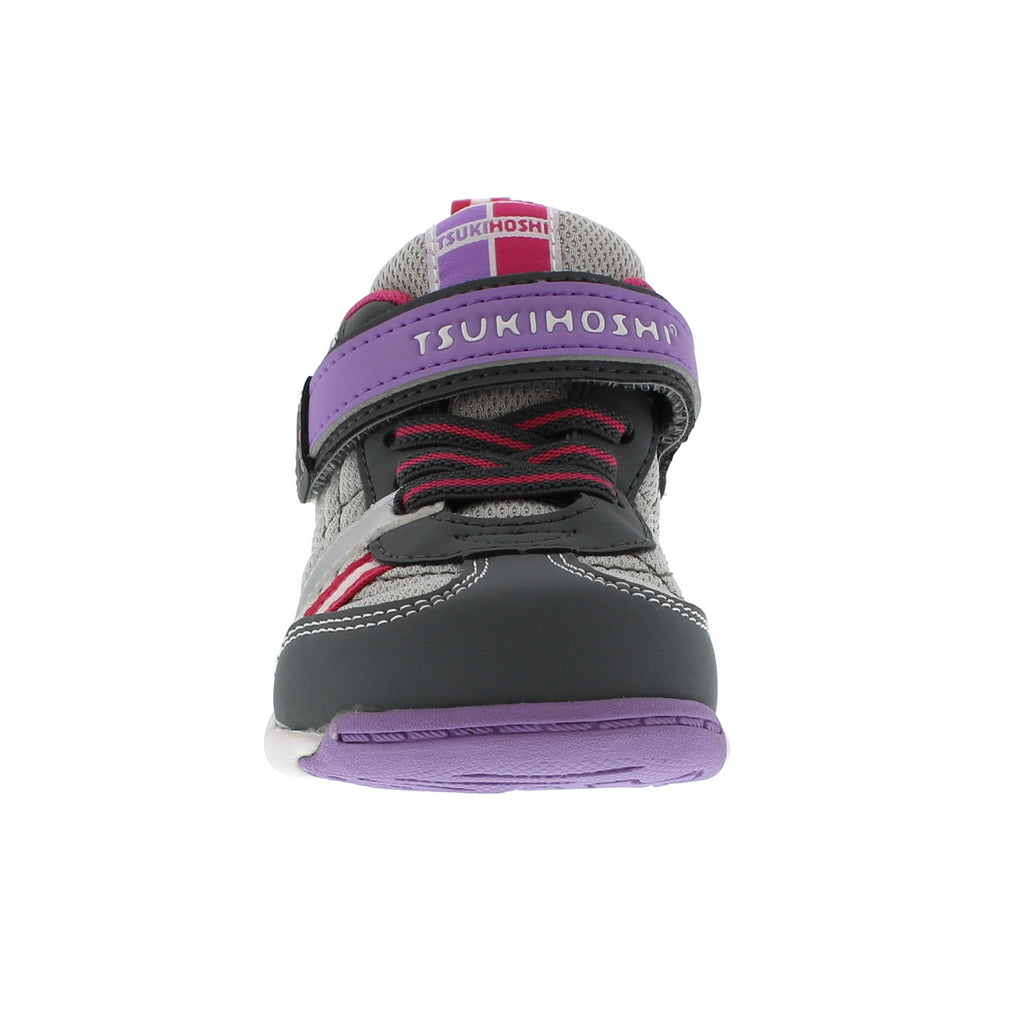 KAZ Child Shoes (Gray/Purple)
