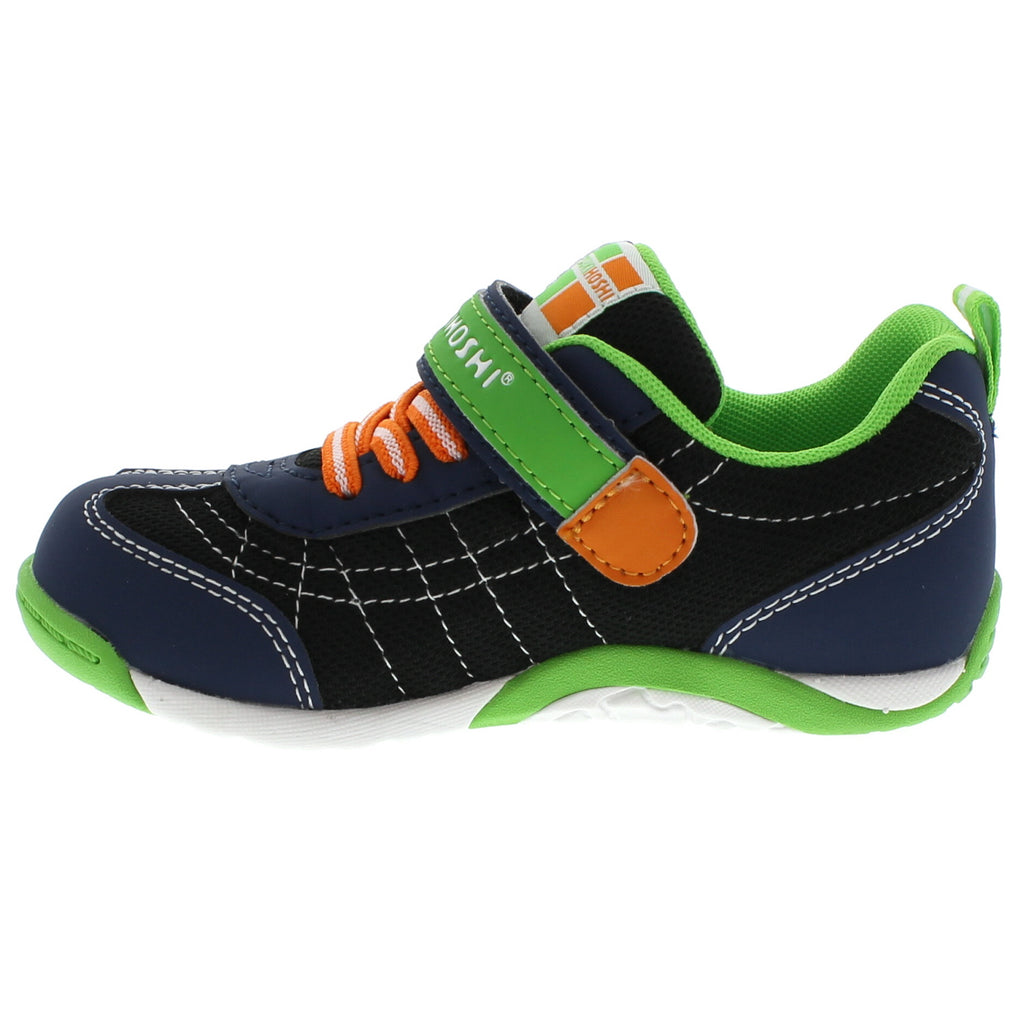 KAZ Child Shoes (Navy/Green)