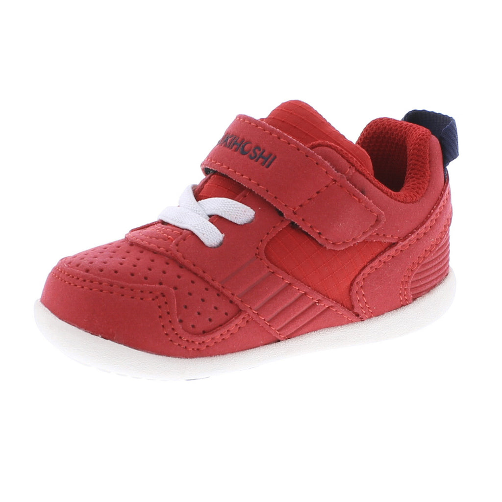RACER Baby Shoes (Red/Navy)