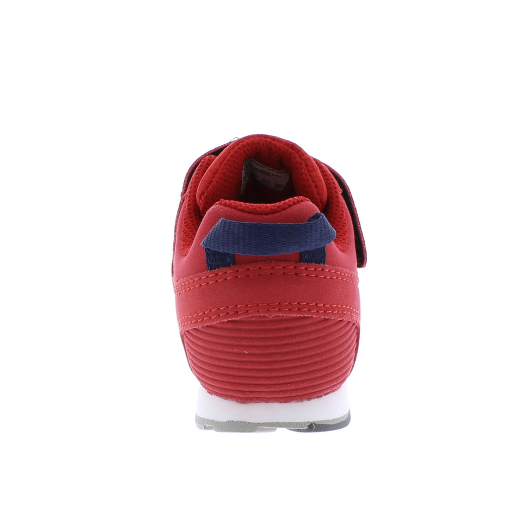 RACER Child Shoes (Red/Navy)