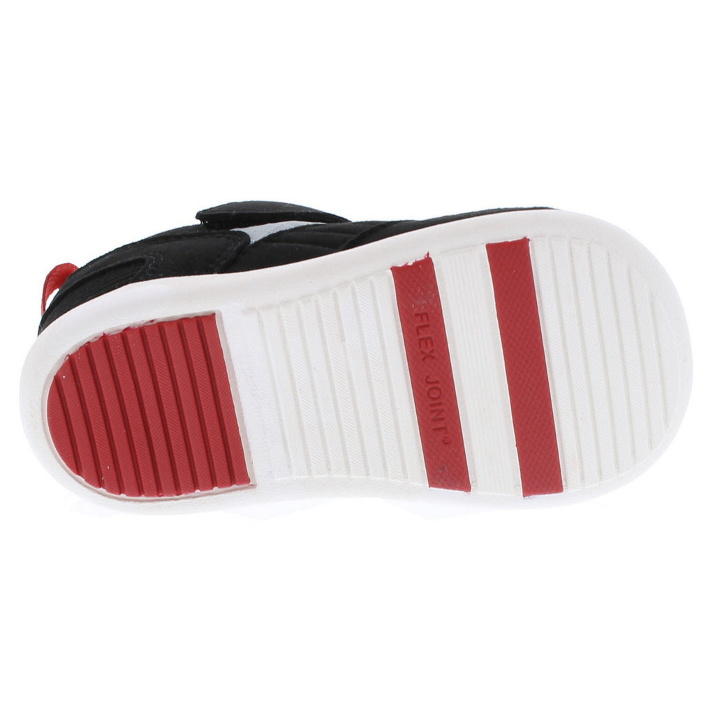RACER Baby Shoes (Red/Black)