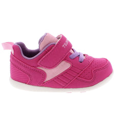 RACER Baby Shoes (Fuchsia/Pink)