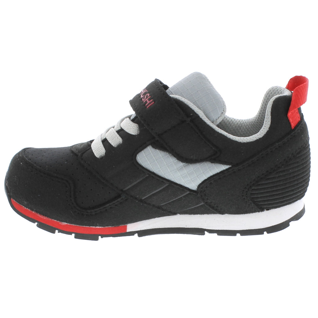 RACER Child Shoes (Black/Red)