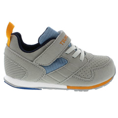RACER Child Shoes (Gray/Sea)