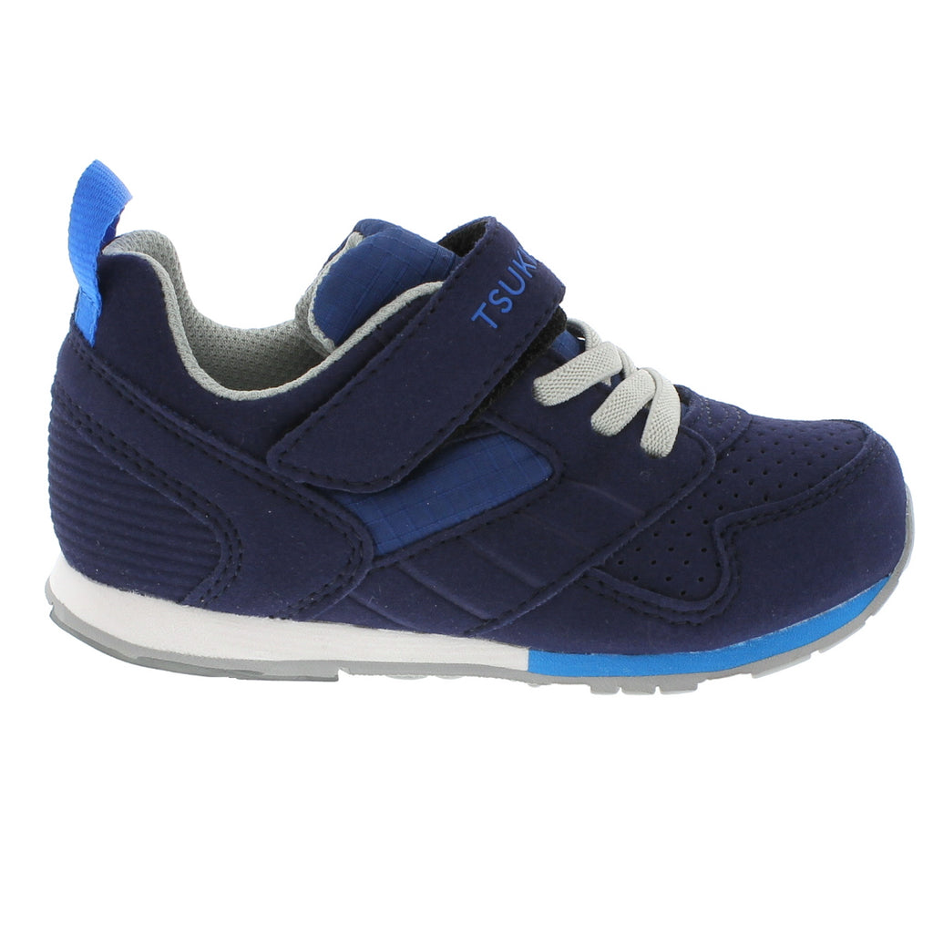 RACER Child Shoes (Navy/Blue)