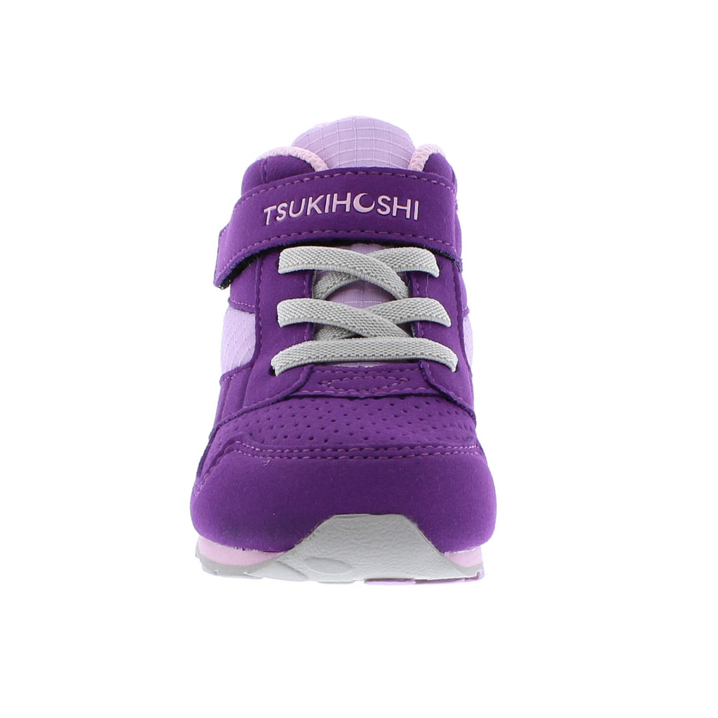 RACER MID Child Shoes (Purple/Pink)