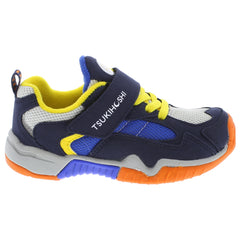 BLAST Child Shoes (Navy/Gray)