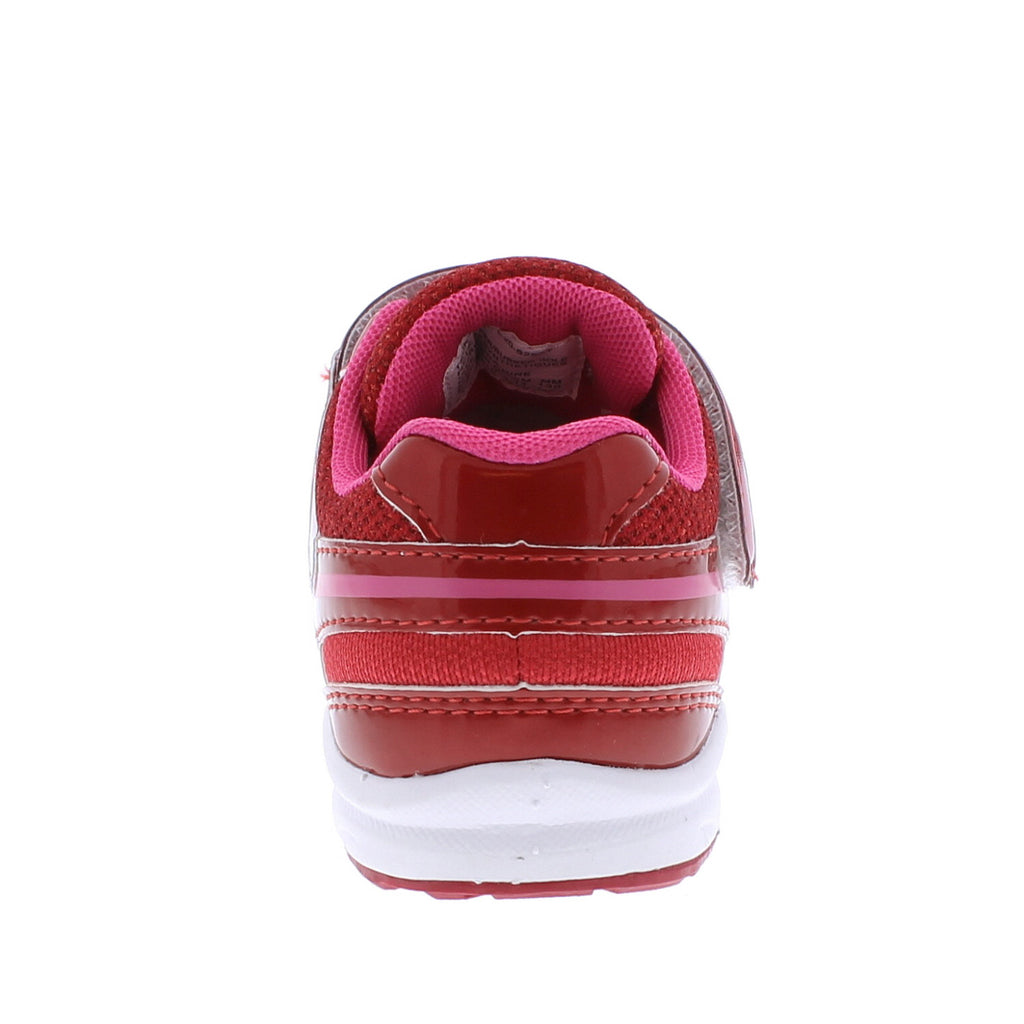 GLITZ Baby Shoes (Red/Pink)