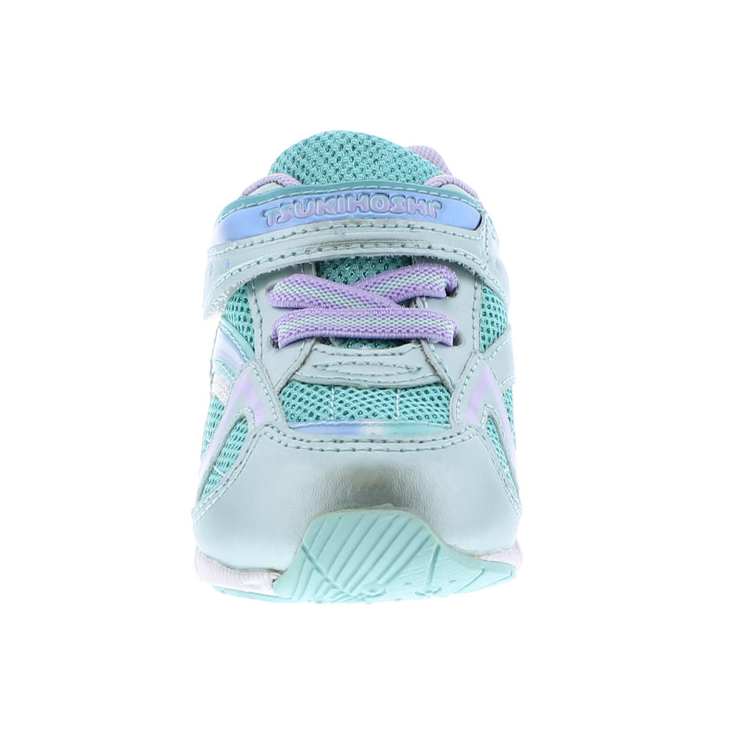 GLITZ Baby Shoes (Mint/Lavender)