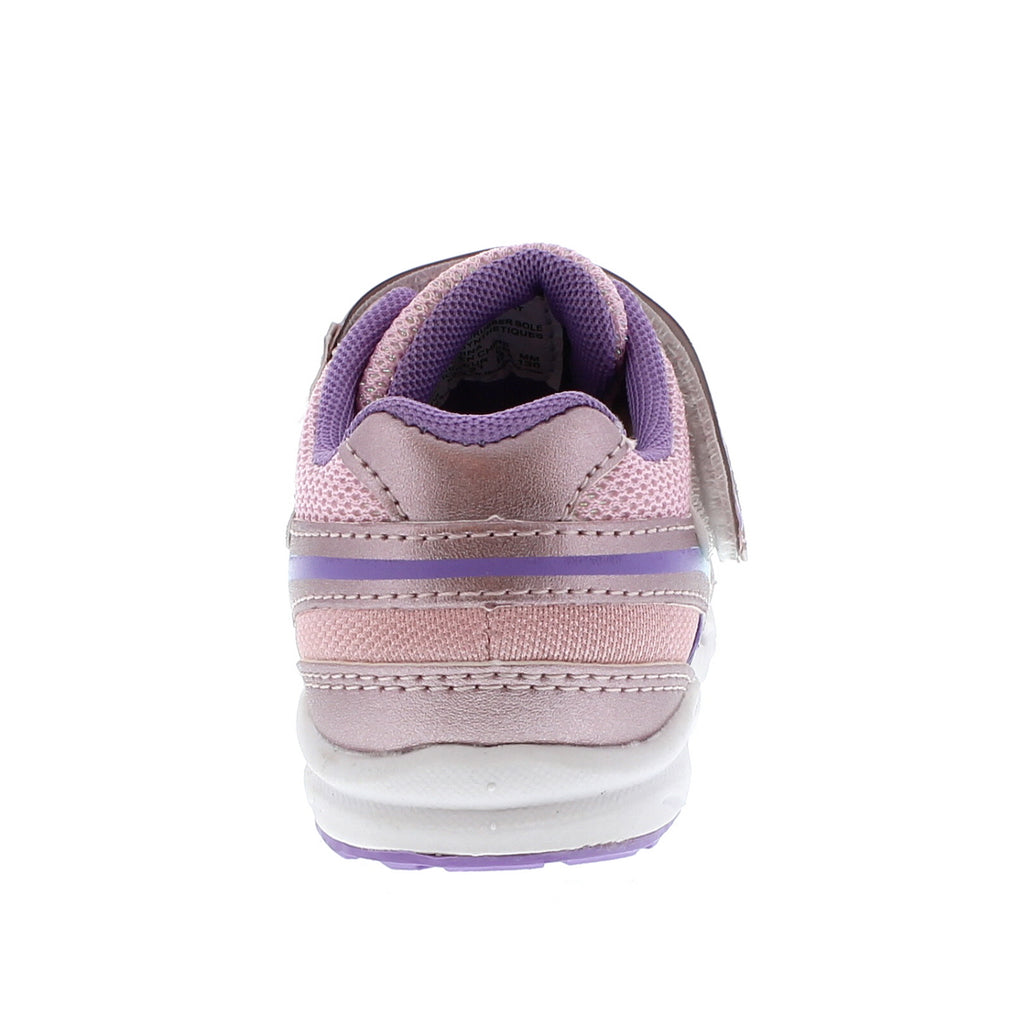 GLITZ Baby Shoes (Rose/Lavender)