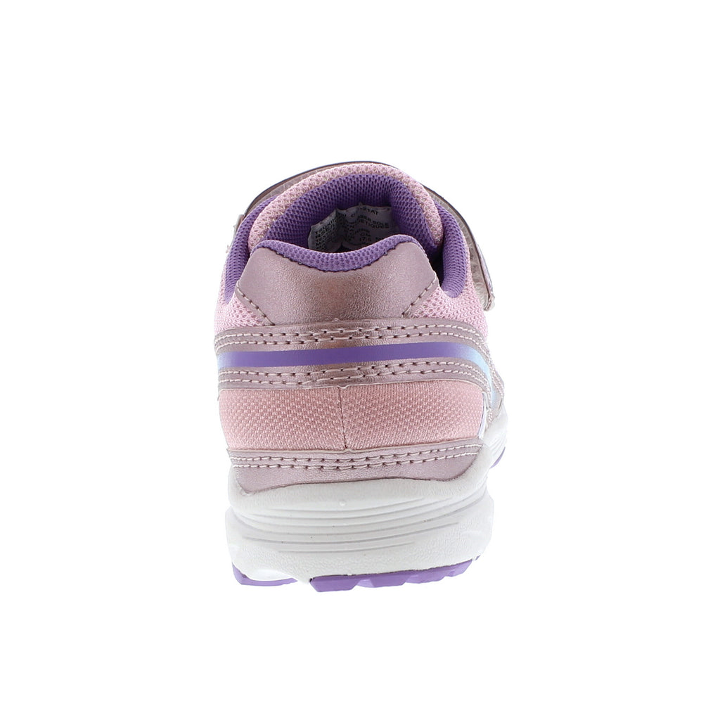 GLITZ Child Shoes (Rose/Lavender)