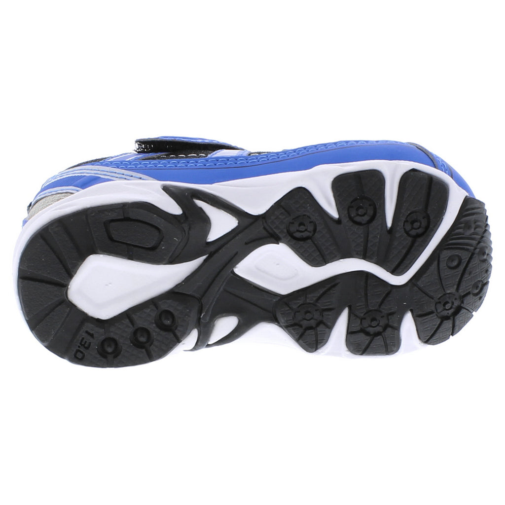 STORM Baby Shoes (Blue/Gray)