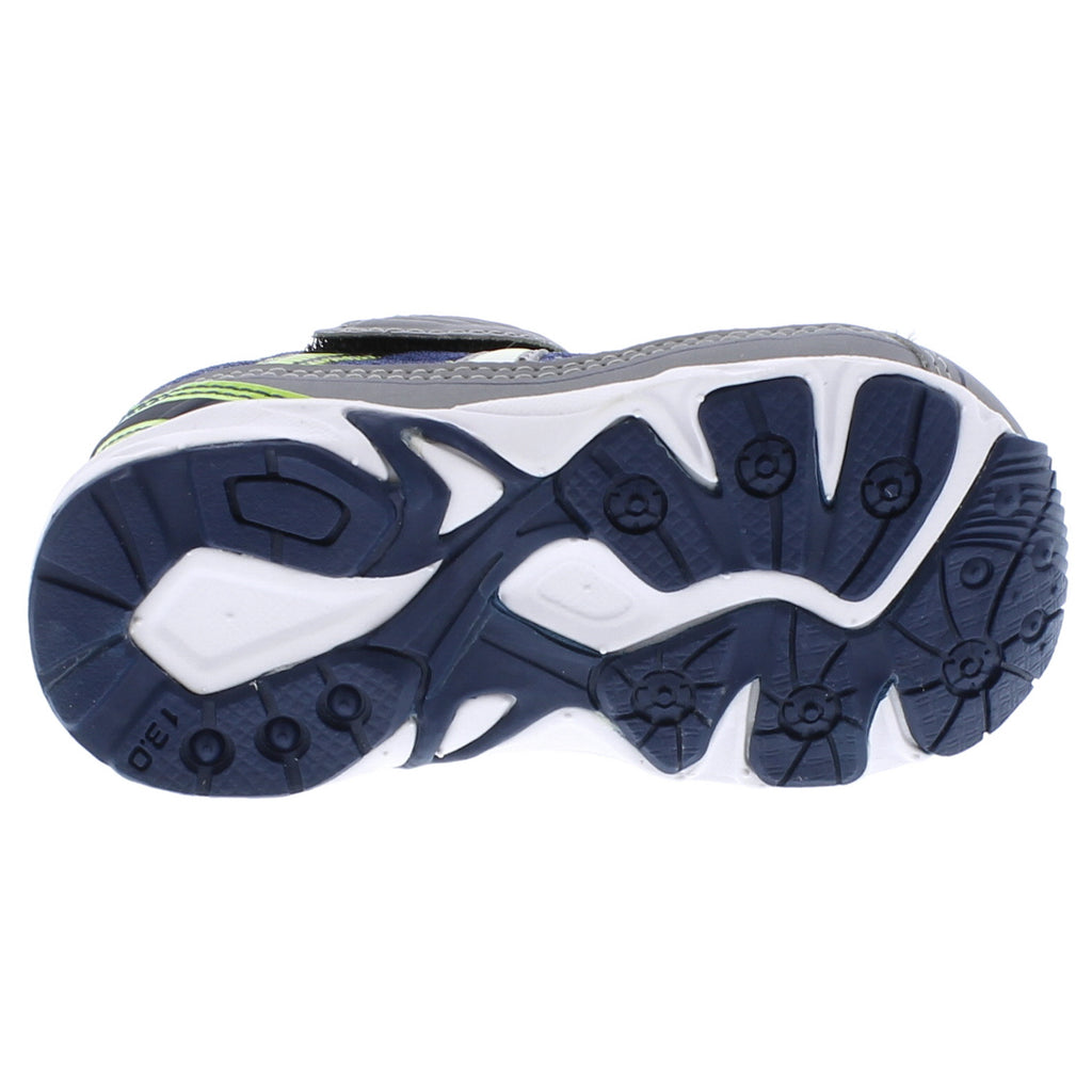 STORM Baby Shoes (Steel/Navy)