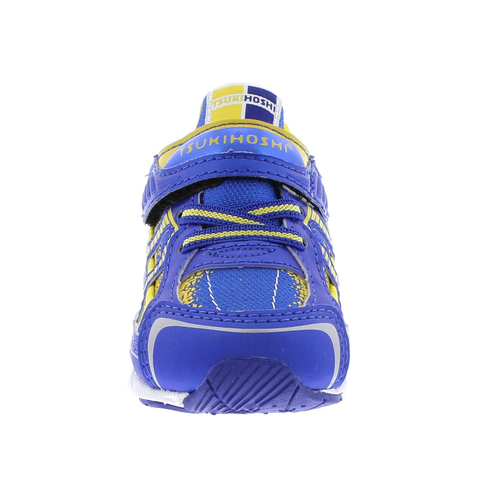 STORM Baby Shoes (Royal/Gold)