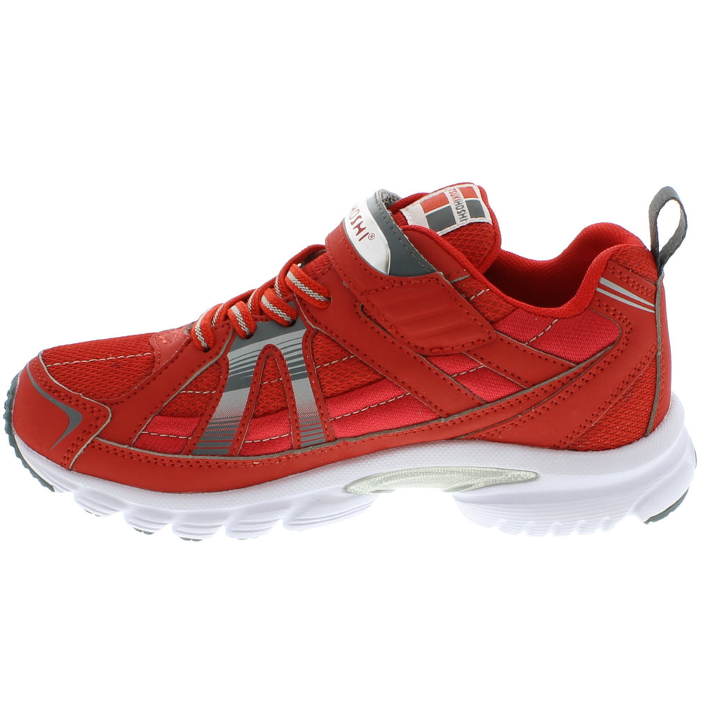 STORM Youth Shoes (Red/Gray)