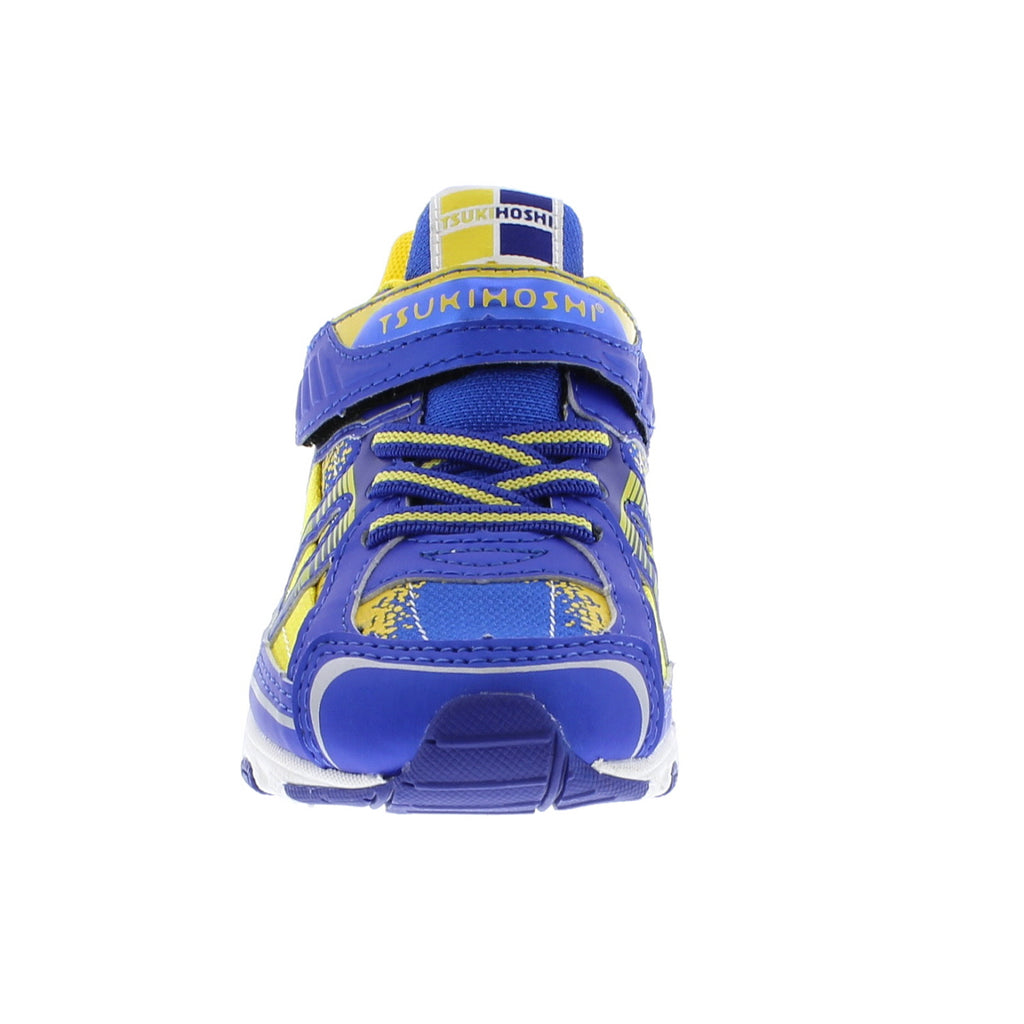 STORM Child Shoes (Royal/Gold)