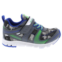 VELOCITY Youth Shoes (Gray/Camo)