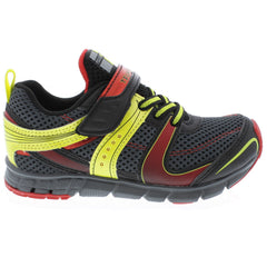 VELOCITY Youth Shoes (Black/Gray)