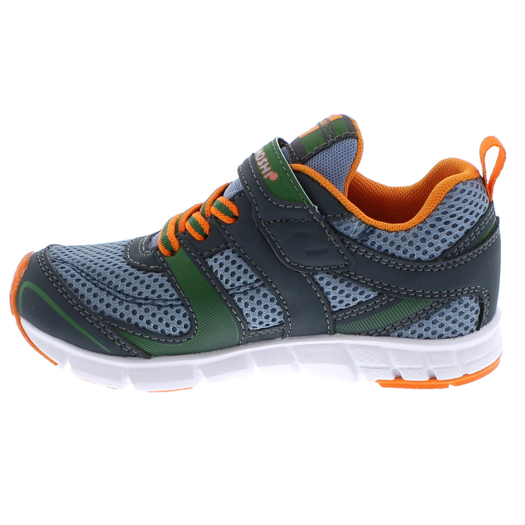 VELOCITY Youth Shoes (Charcoal/Sea)