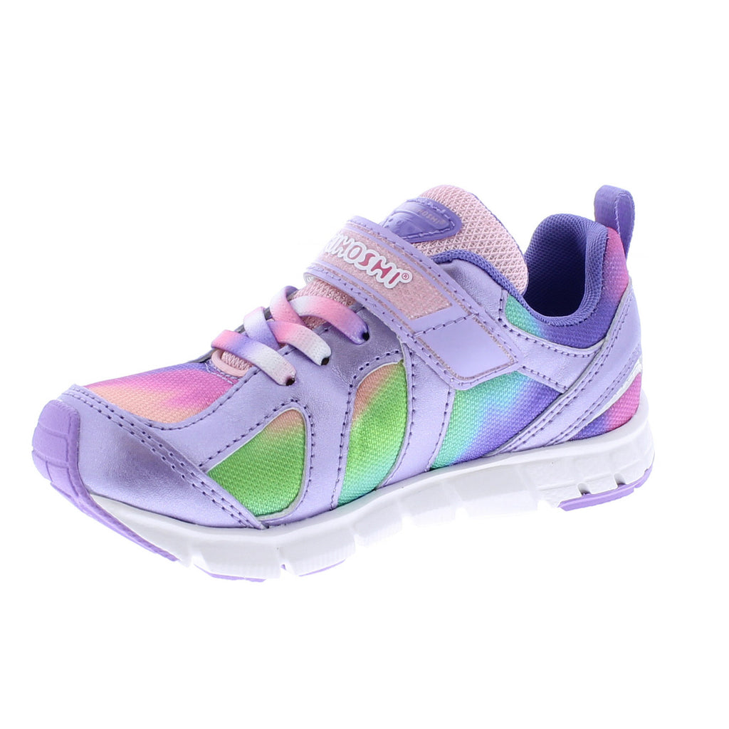 RAINBOW Youth Shoes (Lavender/Multi)
