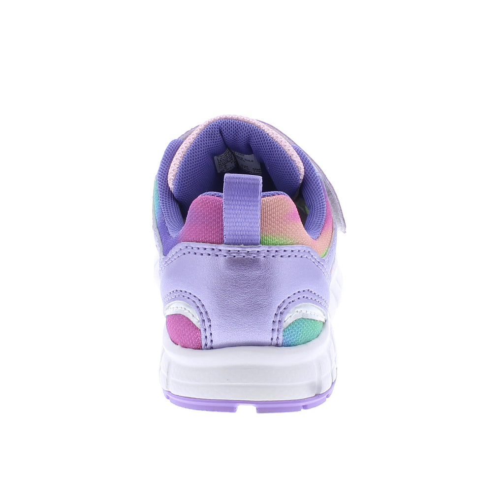 RAINBOW Child Shoes (Lavender/Multi)