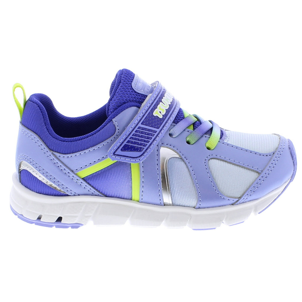 RAINBOW Youth Shoes (Lilac/Lime)