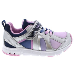 RAINBOW Youth Shoes (Silver/Navy)